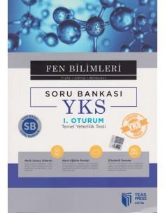 Teas Press YKS-TYT Fen Bilimleri Soru Bankası