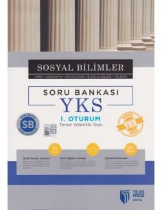 Teas Press YKS-TYT Sosyal Bilimler Soru Bankası