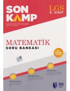Teas Press 8. Sınıf LGS Son Kamp Matematik Soru Bankası