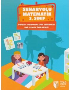 Teas Press 3.Sınıf Senaryolu Matematik