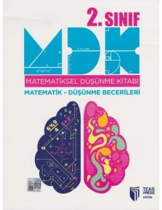 Teas Press 2.Sınıf Matematiksel Düşünme Kitabı
