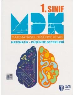 Teas Press 1.Sınıf Matematiksel Düşünme Kitabı