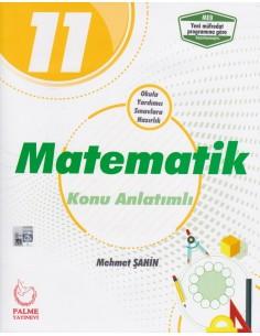 Palme Yayınları 11.Sınıf Matematik Konu Anlatım
