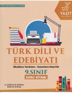 Yazıt Yayınları 9.Sınıf Türk Dili ve Edebiyatı Soru Kitabı