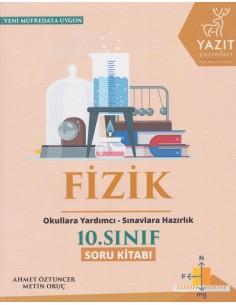 Yazıt Yayınları 10.Sınıf Fizik Soru Kitabı