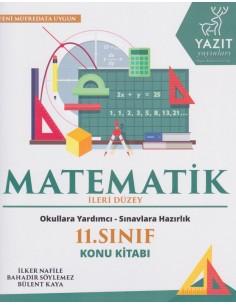Yazıt Yayınları 11.Sınıf Matematik Konu Kitabı