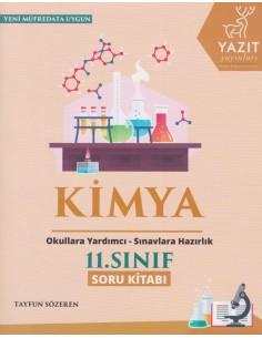 Yazıt Yayınları 11.Sınıf Kimya Soru Kitabı