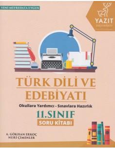 Yazıt Yayınları 11.Sınıf Türk Dili ve Edebiyatı Soru Kitabı