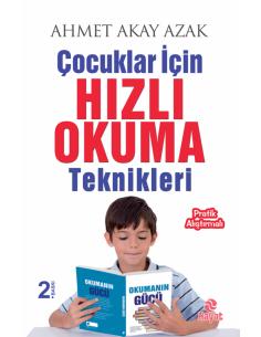 Hayat Yayınları Çocuklar için Hızlı Okuma Teknikleri