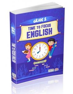 Editör Yayınları 2.Sınıf Time to Focus English