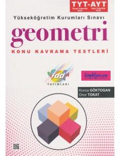 FDD Yayınları TYT - AYT Geometri Konu Kavrama Testleri