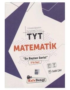 More about Kafa Dengi Yayınları TYT Matematik En Baştan Serisi 3'lü Seri