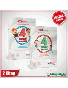 More about Sınav 4. Sınıf Tüm Dersler Kampanyalı Set (2 Kitap)