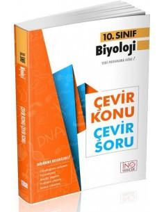 İnovasyon 10. Sınıf Biyoloji Çevir Konu Çevir Soru