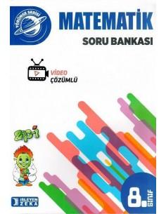 İşleyen Zeka 8. Sınıf Yörünge Türkçe Soru Bankası Video Çözümlü