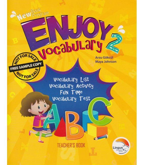 Lingus Education Enjoy Vocabulary 2 2017