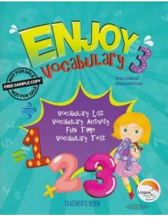 Lingus Education Enjoy Vocabulary 3 2017