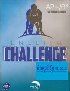 Lingus Education A2+/B1 English Challenge Workbook
