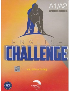 Lingus Education A2+/B1 English Challenge Workbook 2017