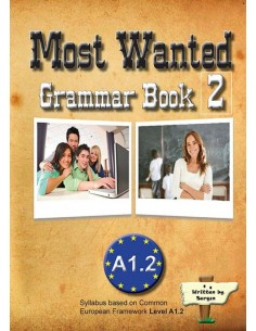 Sargın Yayıncılık Most Wanted Grammar Book 2 A1.2
