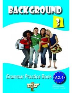 Sargın Yayıncılık Background 3 Grammar Practice Book