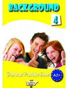 Sargın Yayıncılık Background 4 Grammar Practice Book