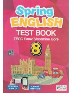 Spring English Test Book 8