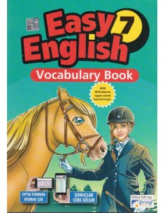 Spring Easy English Vocabulary Book 7
