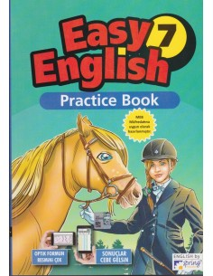Spring Easy English Practice Book 7