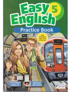 Spring Easy English Practice Book 5