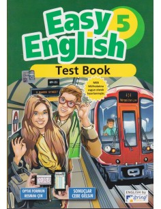Spring Easy English Test Book 5