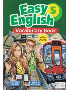 Spring Easy English Vocabulary Book 5