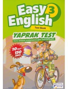 Spring Easy English Activity Book 3