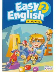 Spring Easy English Activity Book 2