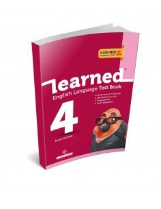 Borealıs Yayıncılık Learned 4.Sınıf İngilizce Soru Bankası
