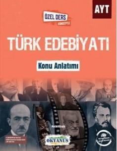 Okyanus AYT Türk Edebiyatı Konu Anlatımlı Özel Ders Konseptli