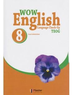 Master Publishing Wow English Language Chehk-Up 8 2015