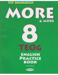 Kurmay Yayınları 8.Sınıf More English Practice Book