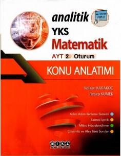 Merkez Yayınları TYT Analitik Matematik Konu Anlatımı