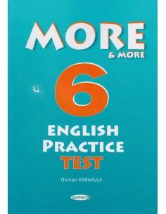 Kurmay Yayınları 6.Sınıf More&More Practice Test 2015