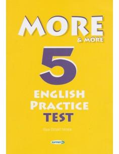 Kurmay Yayınları 5.Sınıf New More&More Test Book