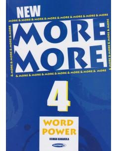 Kurmay Yayınları 4.Sınıf New More&More Word Power