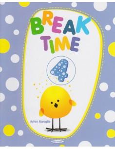 Kurmay Yayınları 4.Sınıf Break Time ( Yarıyıl Tatil Kitabı )