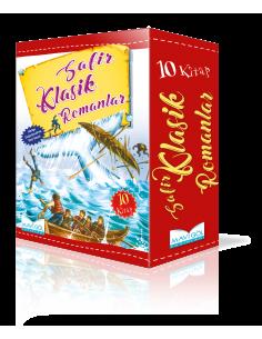 Damla Safir Klasik Romanlar (10 Kitap)