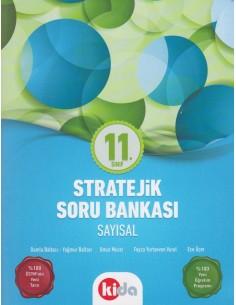 Kida Yayınları 11.Sınıf Tüm Dersler Soru Bankası (Sayısal)