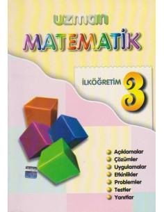 Derpaş Yayınları Uzman 3.Sınıf Matematik Kitabı