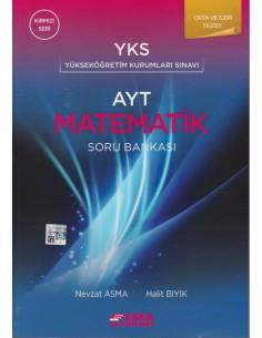 Esen Yayınları AYT Matematik Soru Bankası Orta ve İleri Düzey