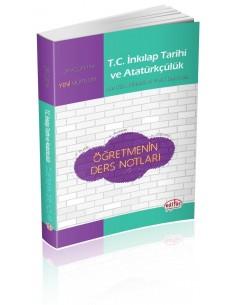 Editör Yayınları 11.Sınıf Tarih Öğretmenin Ders Notları