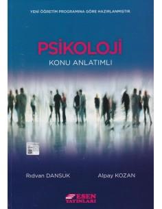 Esen Yayınları 11.Sınıf Psikoloji Konu Anlatımlı