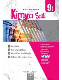 Çap 9. Sınıf Anadolu Lisesi Kimya Seti